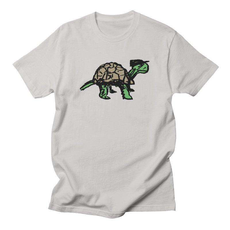 Union Turtle Women's Regular Unisex T-Shirt by Verkstad
