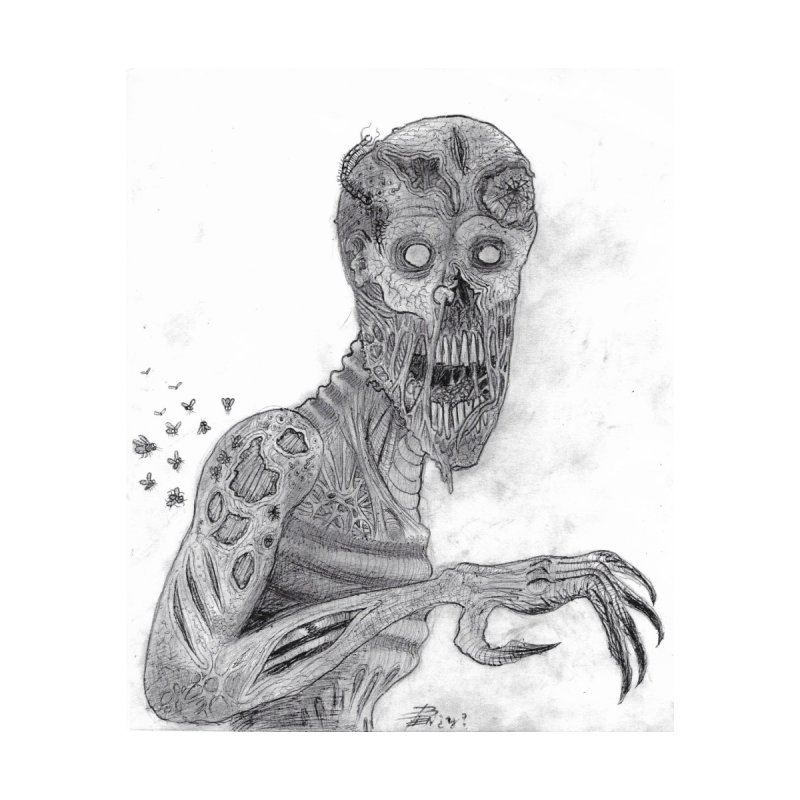 Infested Zombie by vermin virus's Artist Shop