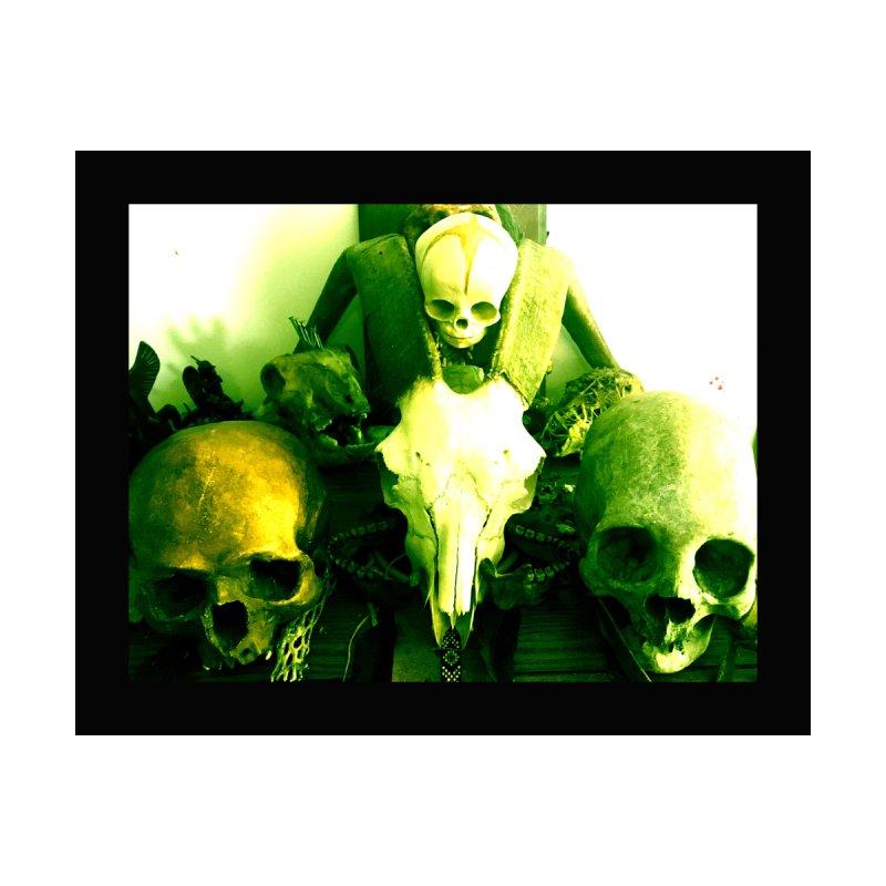 Skull shrine by vermin virus's Artist Shop