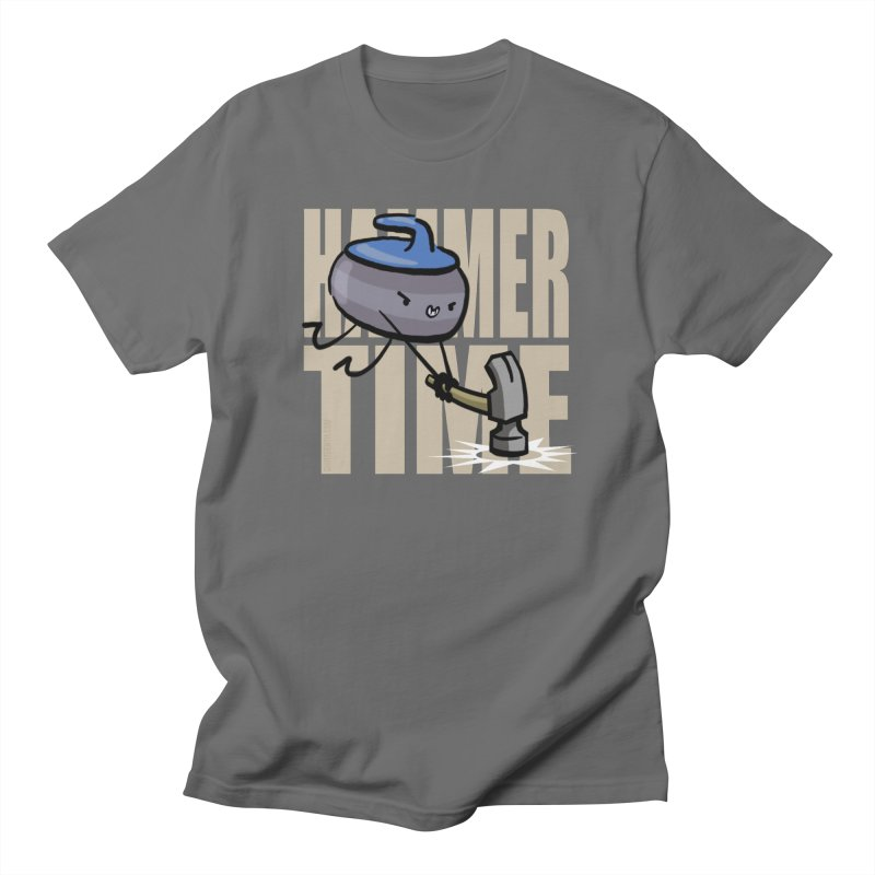 Hammer Time Men's T-Shirt by Friday the Shirteenth