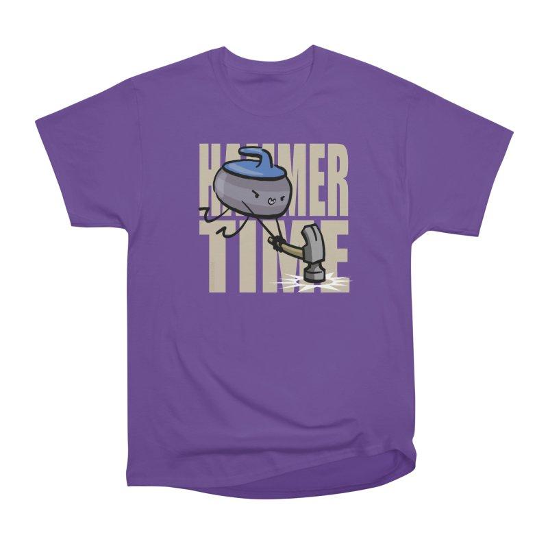 Hammer Time Men's Heavyweight T-Shirt by Friday the Shirteenth