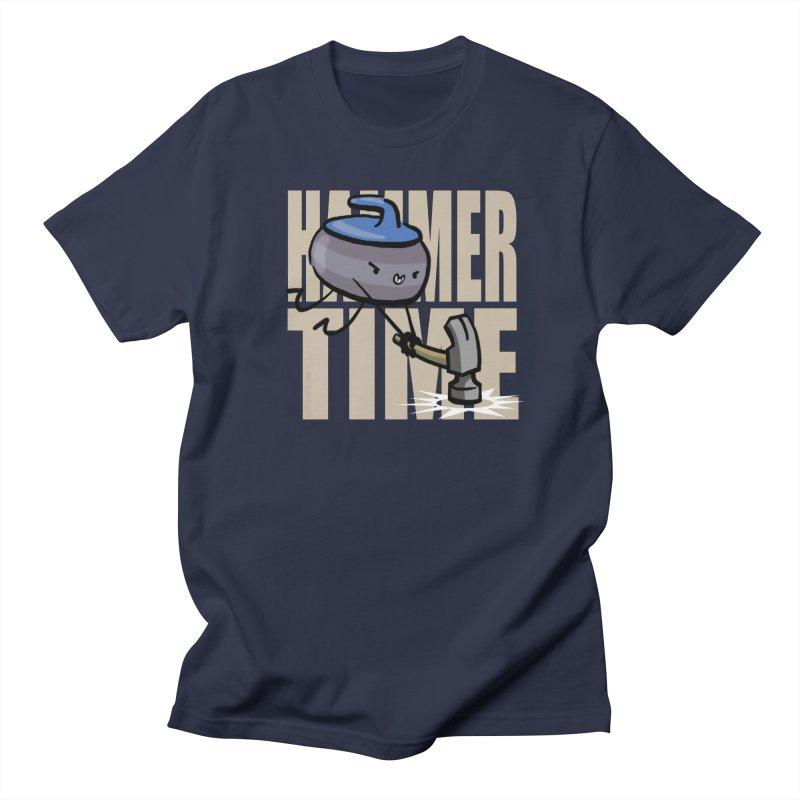 Hammer Time Women's Regular Unisex T-Shirt by Friday the Shirteenth