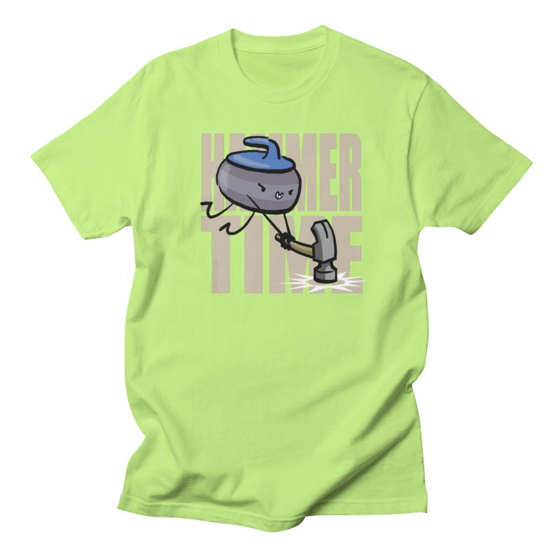 Hammer Time Men's Regular T-Shirt by Friday the Shirteenth