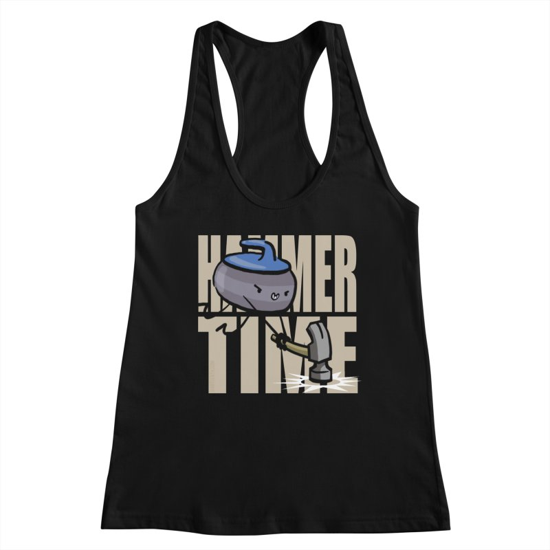 Hammer Time Women's Tank by Friday the Shirteenth