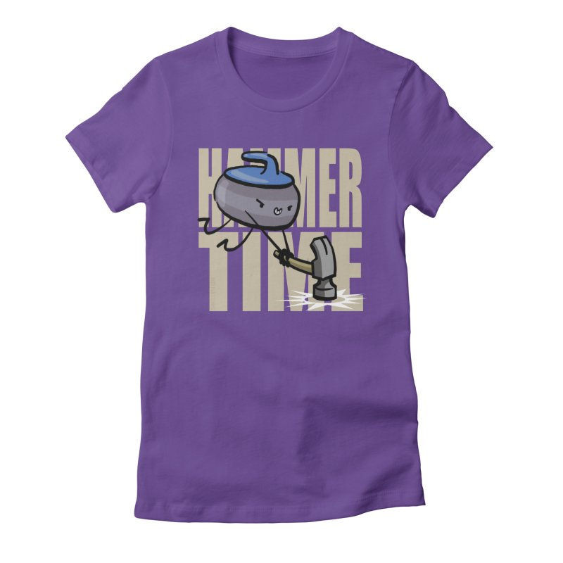 Hammer Time Women's T-Shirt by Friday the Shirteenth