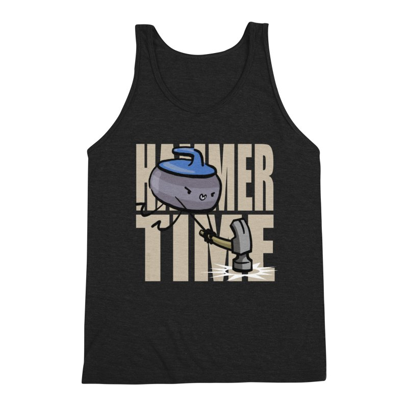 Hammer Time Men's Tank by Friday the Shirteenth
