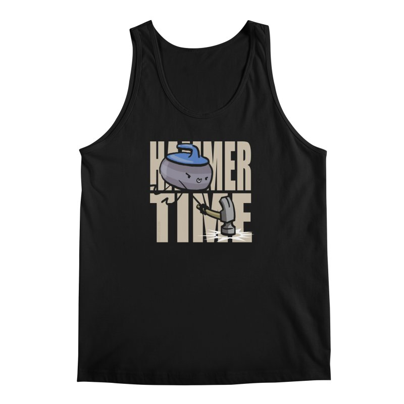 Hammer Time Men's Regular Tank by Friday the Shirteenth