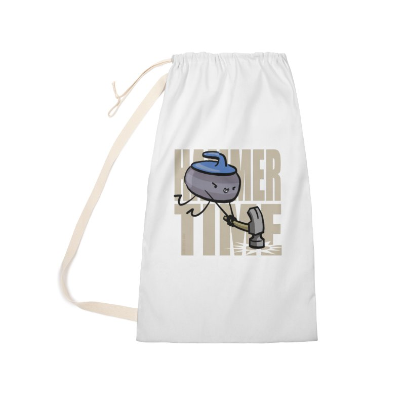 Hammer Time Accessories Laundry Bag Bag by Friday the Shirteenth
