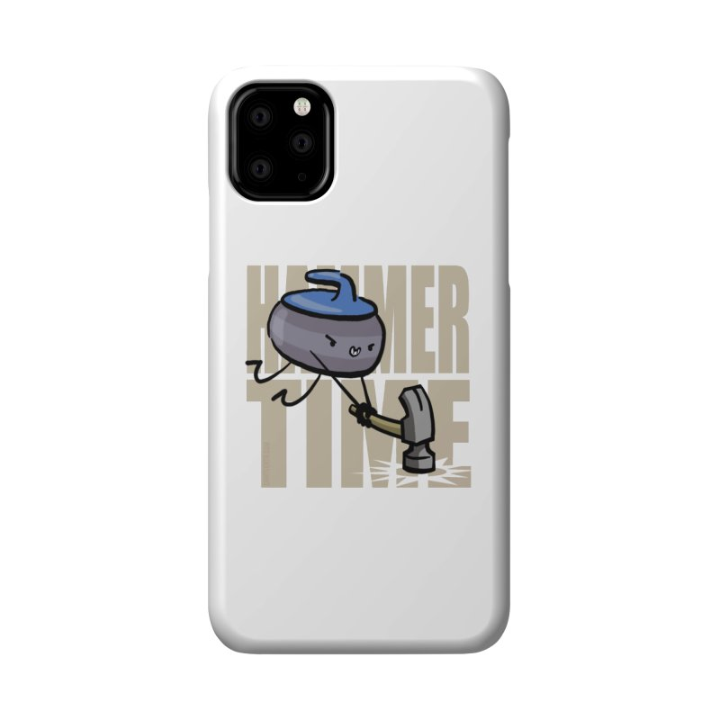 Hammer Time Accessories Phone Case by Friday the Shirteenth