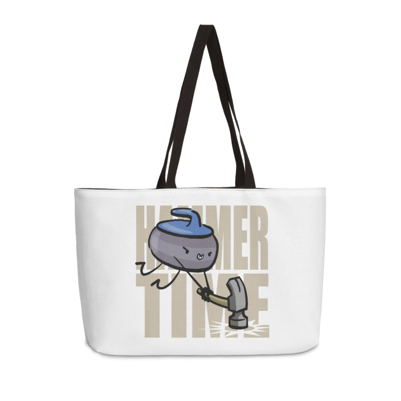 Hammer Time Accessories Weekender Bag Bag by Friday the Shirteenth