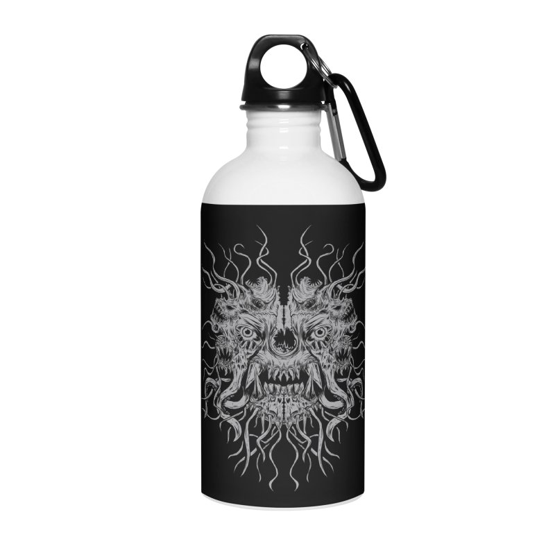 CRAWLING CHAOS Accessories Water Bottle by Vertebrae33
