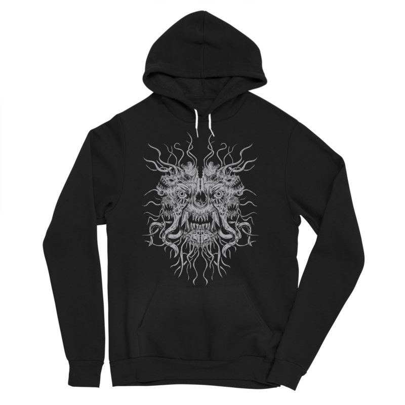 CRAWLING CHAOS Men's Pullover Hoody by Vertebrae33's Artist Shop