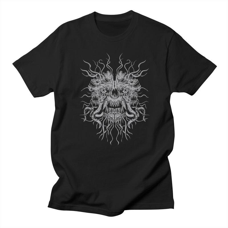 CRAWLING CHAOS Women's T-Shirt by Vertebrae33