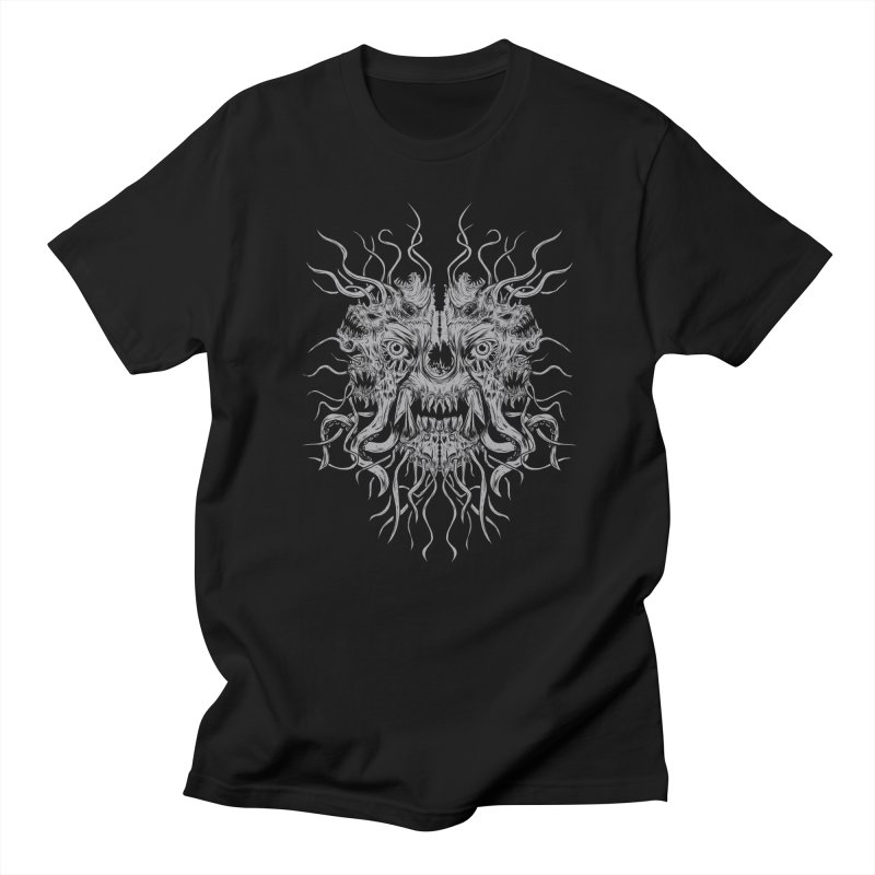CRAWLING CHAOS Men's Regular T-Shirt by Vertebrae33's Artist Shop