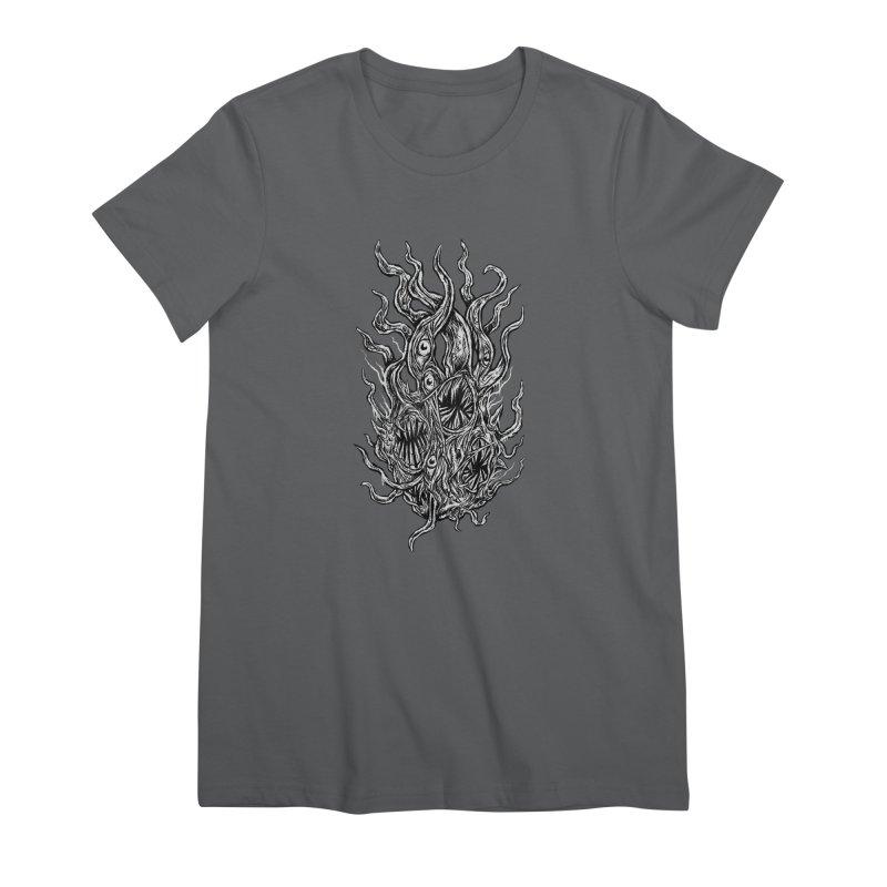 GURATH Women's Premium T-Shirt by Vertebrae33