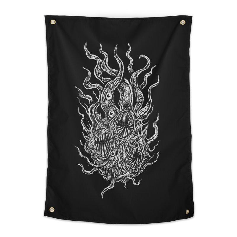 GURATH Home Tapestry by Vertebrae33