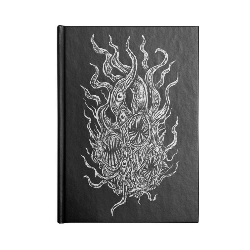 GURATH Accessories Blank Journal Notebook by Vertebrae33