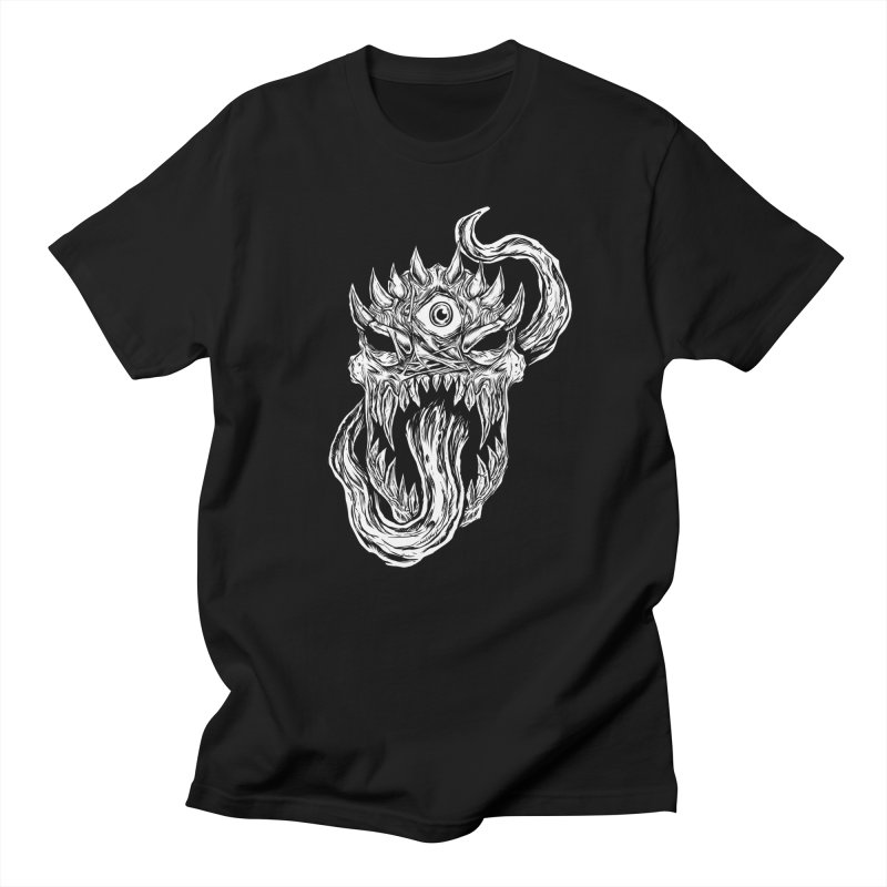 TWITCHING TONGUE Women's T-Shirt by Vertebrae33