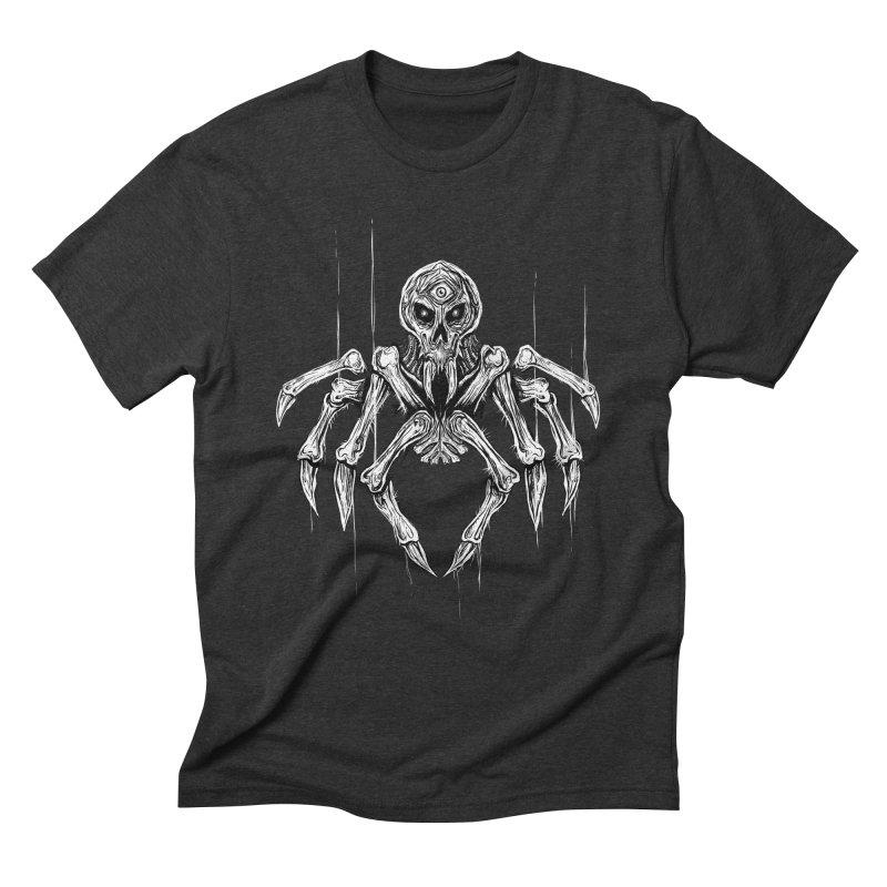 Quadratus Men's Triblend T-Shirt by Vertebrae33