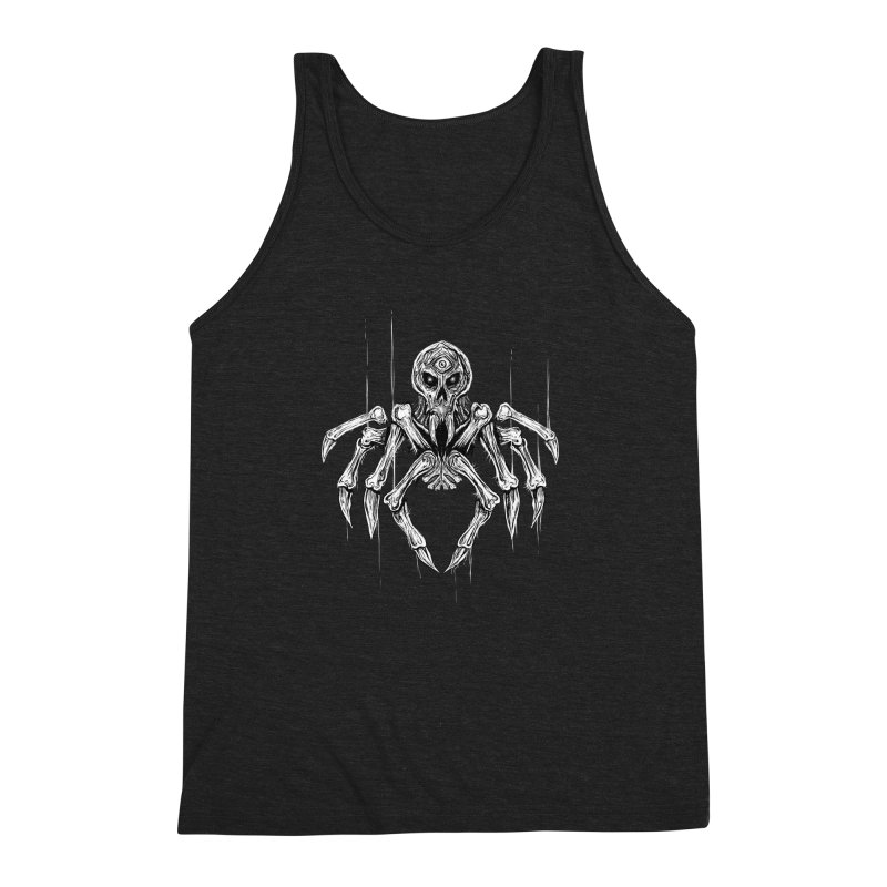 Quadratus Men's Triblend Tank by Vertebrae33