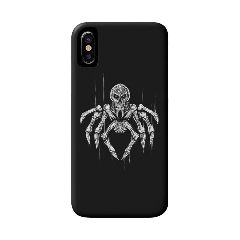 Quadratus Accessories Phone Case by Vertebrae33