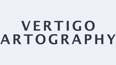 Logo for Vertigo Artography's Artist Shop