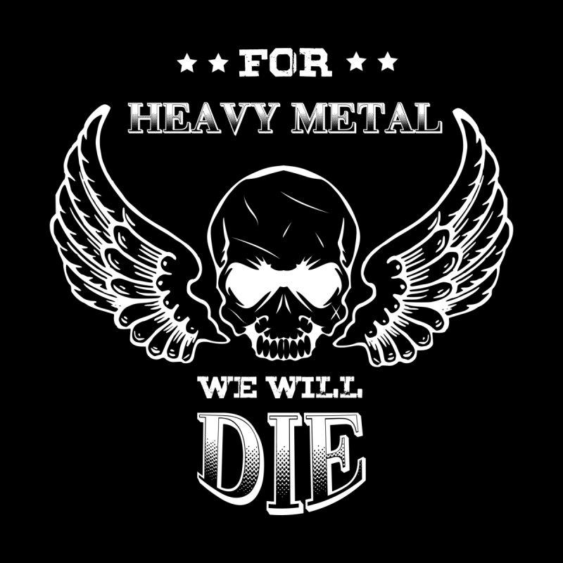 Vespertina For Heavy Metal We Will Die