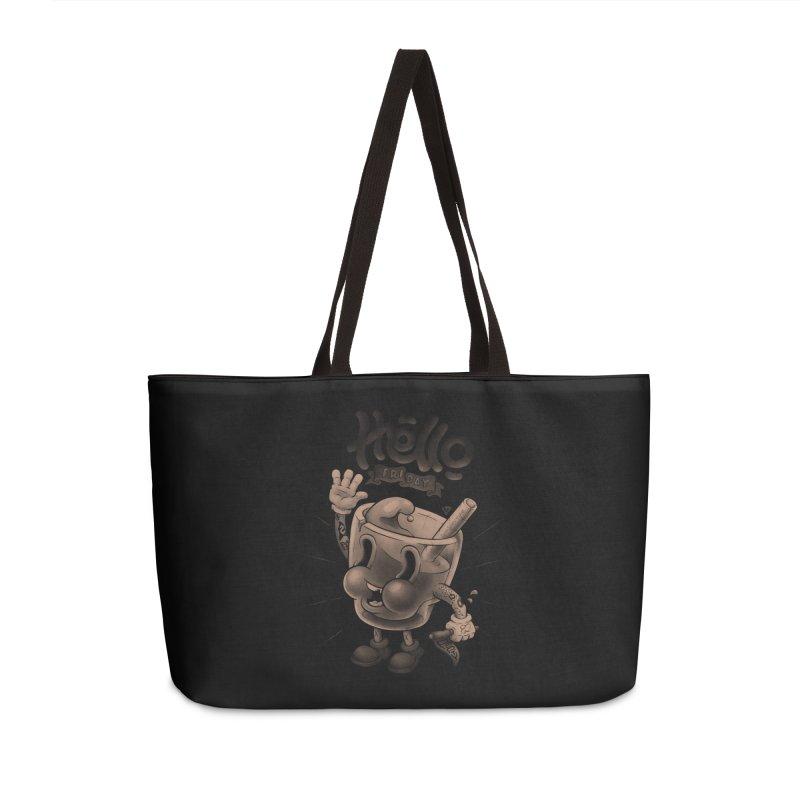 Hello Friday Accessories Weekender Bag Bag by VET Shop