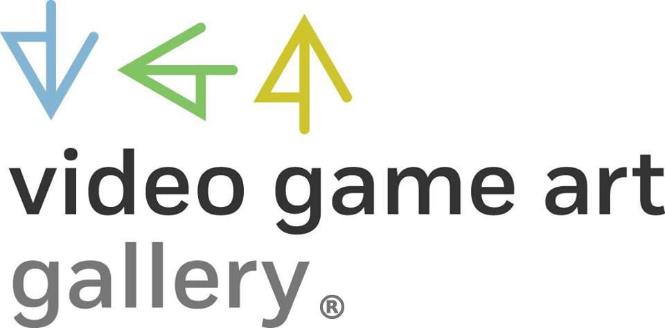VGA Gallery's Artist Shop Logo