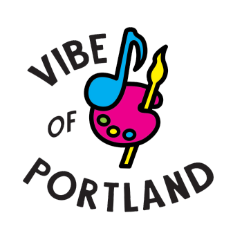 vibepdx's Artist Shop Logo