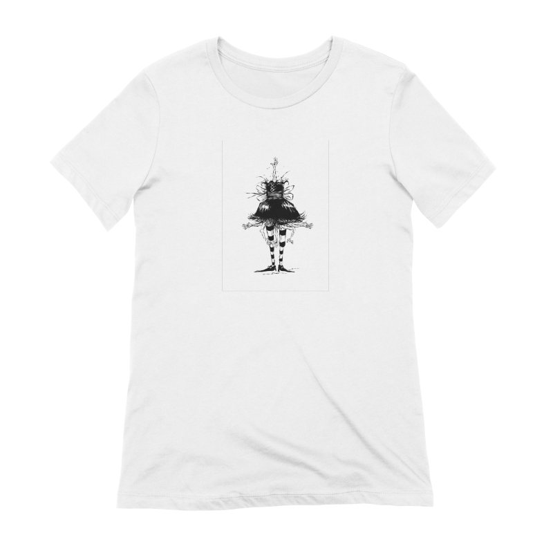 13 Minute Monsters - ALICE Women's Extra Soft T-Shirt by viborjuhasart's Artist Shop