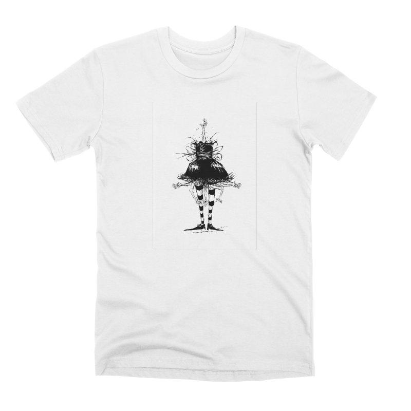 13 Minute Monsters - ALICE Men's Premium T-Shirt by viborjuhasart's Artist Shop