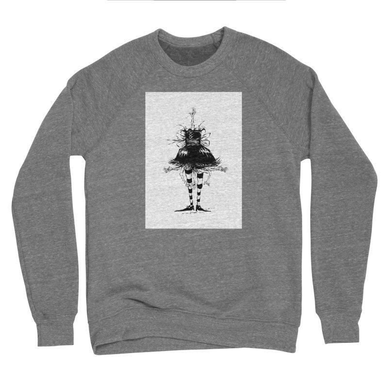 13 Minute Monsters - ALICE Men's Sponge Fleece Sweatshirt by viborjuhasart's Artist Shop