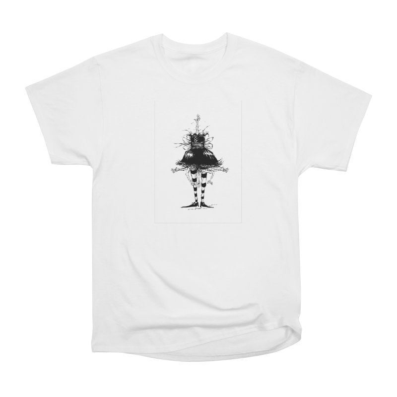 13 Minute Monsters - ALICE Men's Heavyweight T-Shirt by viborjuhasart's Artist Shop