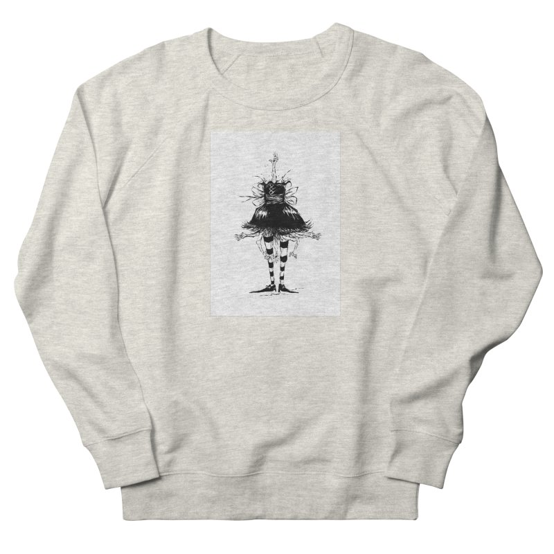 13 Minute Monsters - ALICE Women's French Terry Sweatshirt by viborjuhasart's Artist Shop