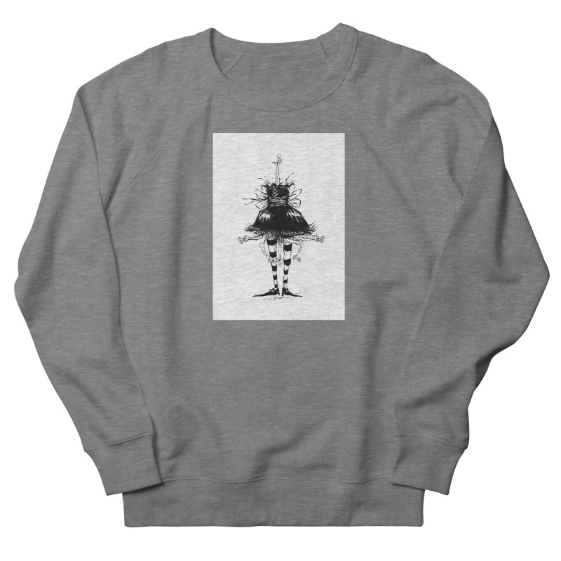 13 Minute Monsters - ALICE Men's French Terry Sweatshirt by viborjuhasart's Artist Shop