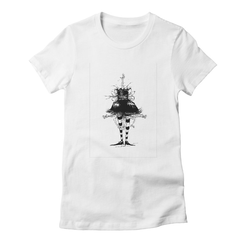 13 Minute Monsters - ALICE Women's T-Shirt by viborjuhasart's Artist Shop