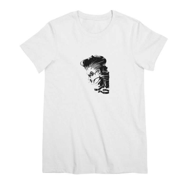13 Minute Monsters - WELMA Women's Premium T-Shirt by viborjuhasart's Artist Shop