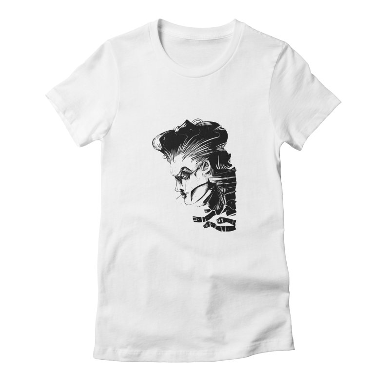 13 Minute Monsters - WELMA Women's T-Shirt by viborjuhasart's Artist Shop