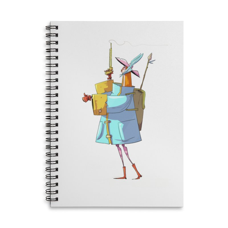 The Fab! Accessories Notebook by viborjuhasart's Artist Shop