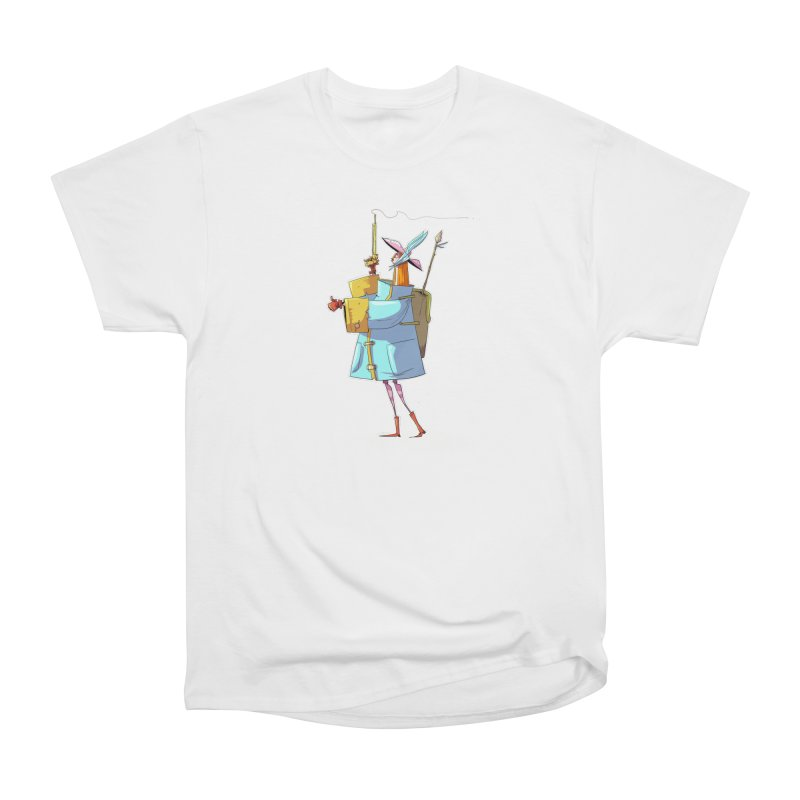 The Fab! Men's Heavyweight T-Shirt by viborjuhasart's Artist Shop