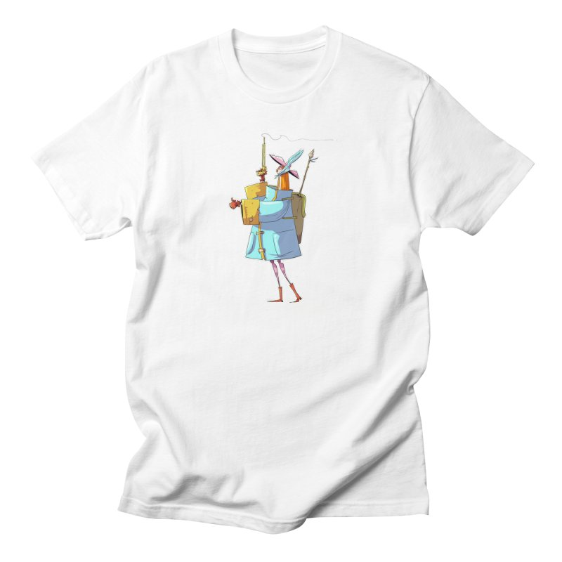 The Fab! Women's Regular Unisex T-Shirt by viborjuhasart's Artist Shop