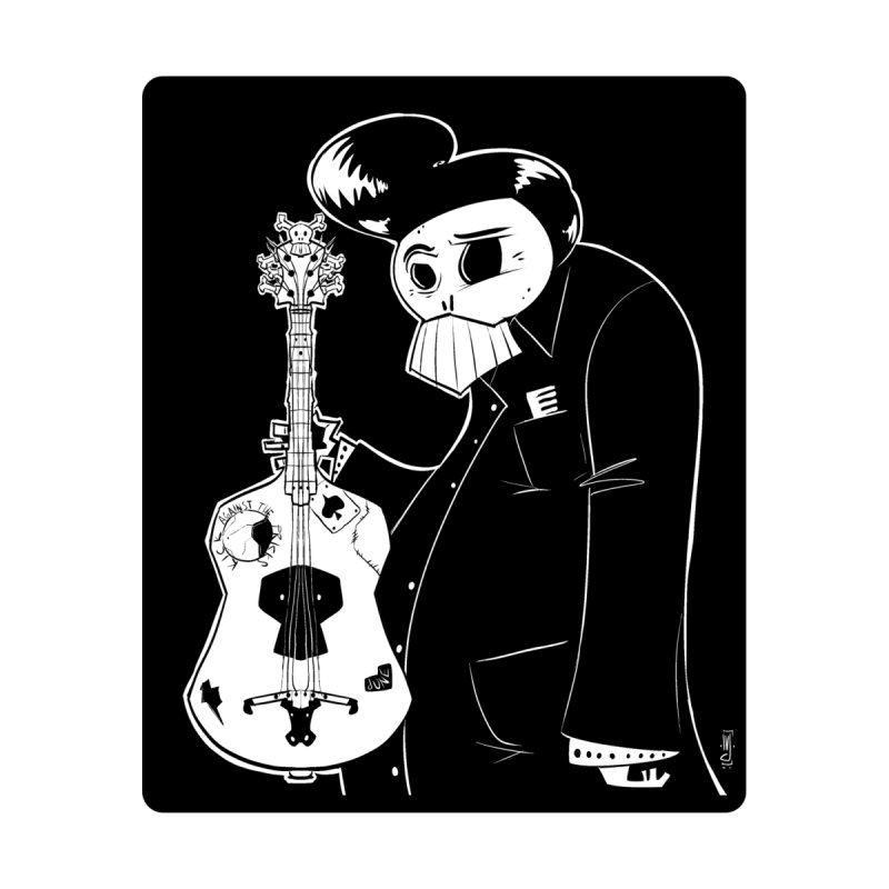 The Man In Black by viborjuhasart's Artist Shop