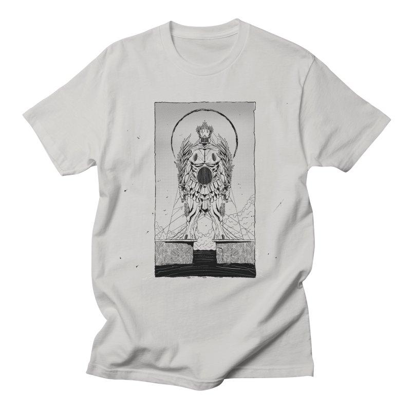 The Kolossus Men's T-Shirt by viborjuhasart's Artist Shop