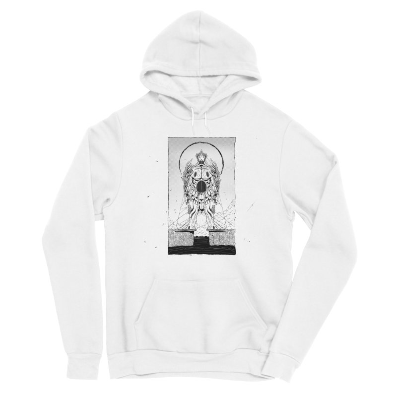 The Kolossus Women's Pullover Hoody by viborjuhasart's Artist Shop