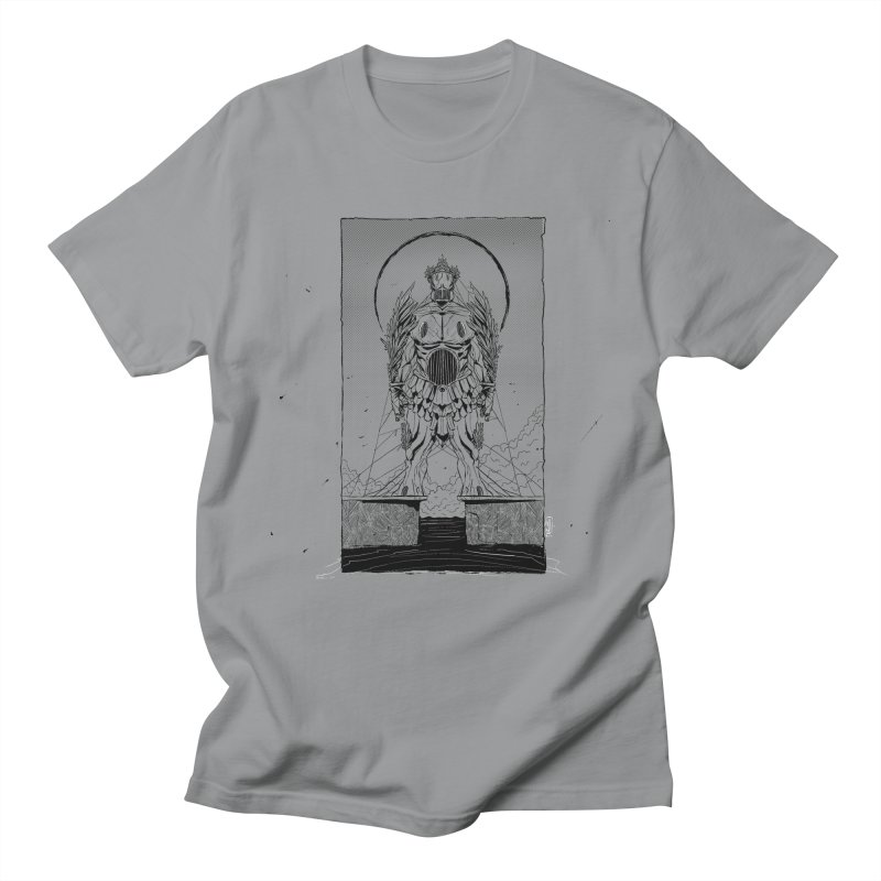 The Kolossus Women's Regular Unisex T-Shirt by viborjuhasart's Artist Shop