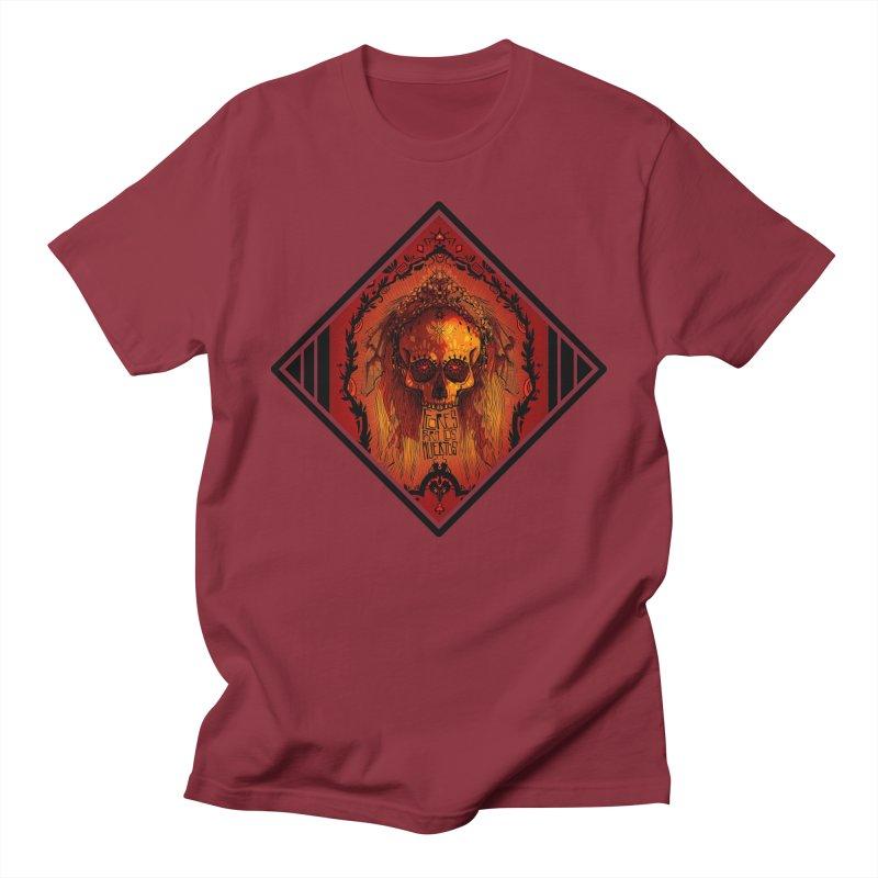 Flores para los Muertos Men's T-Shirt by viborjuhasart's Artist Shop