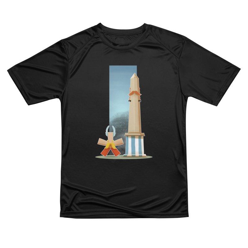 Friends Men's T-Shirt by viborjuhasart's Artist Shop