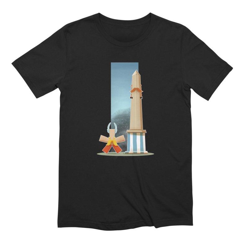 Friends Men's Extra Soft T-Shirt by viborjuhasart's Artist Shop