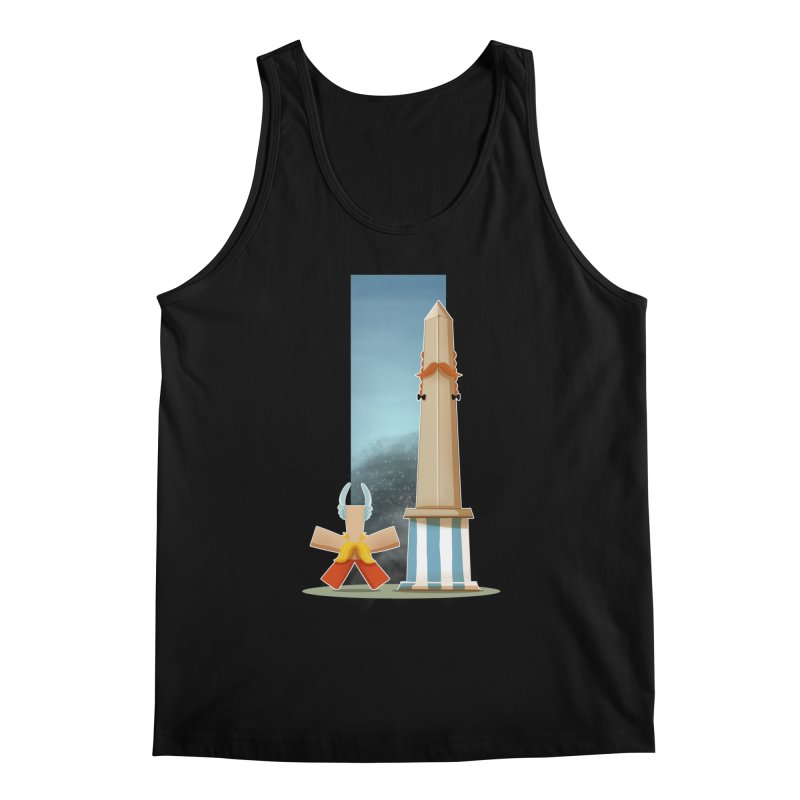 Friends Men's Tank by viborjuhasart's Artist Shop